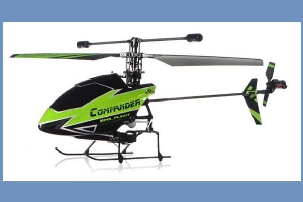 WL Toys V911 4-Channels RTF Helicopter