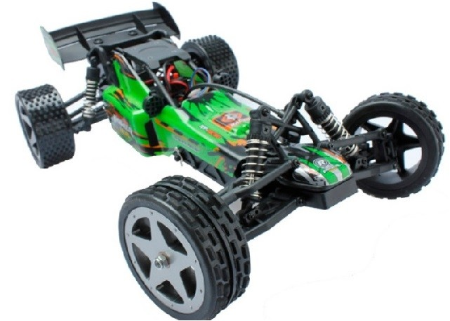 WL Toys L959 2.4G 1:12 Scale RC Racing Car