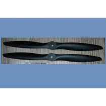 16 x 6 Propeller / Blade CCW  - Black for engine type