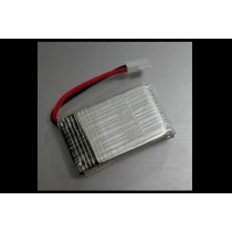 3.7v  600 mAh Lipo Battery for drones / helicopters