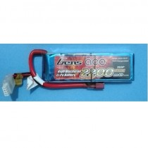 Gens Ace 11.1v 2200 mAh 25C Lipo Battery