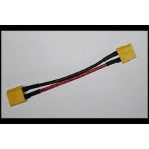 Battery Extension Cable XT60 connector 10 cm