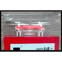 Cheerson CX-10 Mini Quadcopter / Drone RTF - Red Color