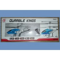 Durable Kings - 3-Channels RTF Helicopter
