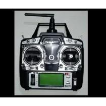 "FlySky FS-T6 2.4ghz 2.9"" LCD Digital Proportional Transmitter"