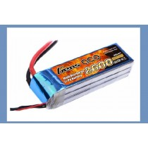 Gens Ace 11.1v 2600 mAh 25C Lipo Battery