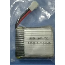 3.7v  500 mAh Lipo Battery for WL Toys F949 Airplane