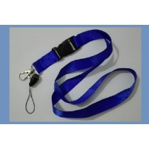 Neck Strap for Transmitter - Blue Color