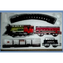 Battery Operated Train - Round Shape Track