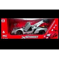 X-Street Remote Control Car  1:14