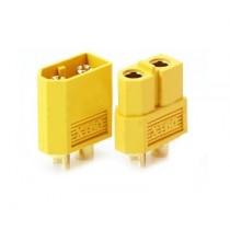 XT60 Bullet Connectors plugs Male / Female